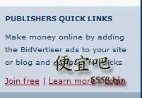 bidvertiser国外广告联盟注册图文教程 - 第1张  | 大博辞