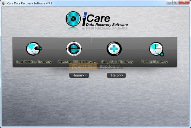 数据恢复高手iCare Data Recovery 简体中文版 - 第1张  | 大博辞