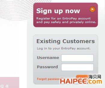 国际虚拟信用卡Entropay欧贝通申请、充值与资费宝典 - 第1张    大博辞