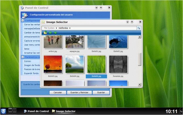 IndraDesktop--强大的WEBOS - 第4张  | 大博辞