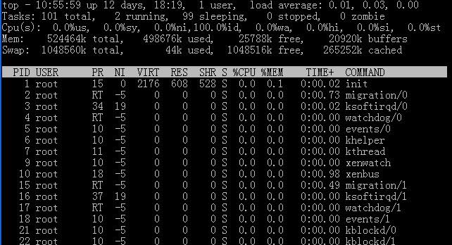常用的VPS性能检测命令 - 第1张  | 大博辞