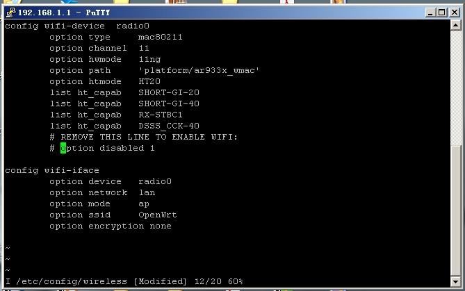TP-LINK WR703N 刷OpenWrt教程 - 第10张  | 大博辞