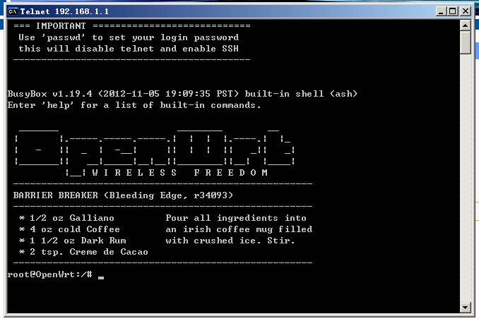 TP-LINK WR703N 刷OpenWrt教程 - 第6张  | 大博辞