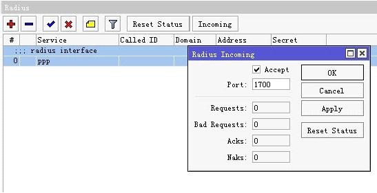 routeros配置radius与RM对接 - 第3张  | 大博辞