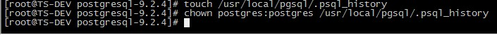 CentOS 6.3下PostgreSQL 的安装与配置 - 第38张  | 大博辞