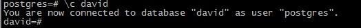 CentOS 6.3下PostgreSQL 的安装与配置 - 第7张  | 大博辞
