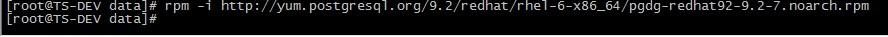 CentOS 6.3下PostgreSQL 的安装与配置 - 第21张  | 大博辞