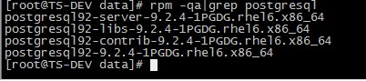 CentOS 6.3下PostgreSQL 的安装与配置 - 第23张  | 大博辞