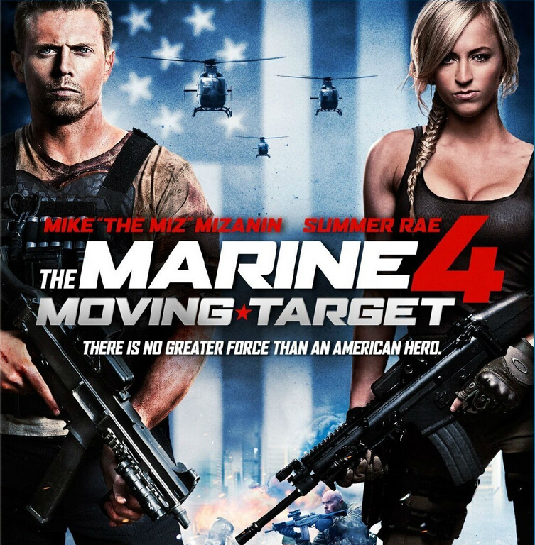 [欧美][动作][暴走威龙4/怒火反击4/the marine 4: moving target][BD-RMVB/2G][英语中字] - 第1张  | 大博辞