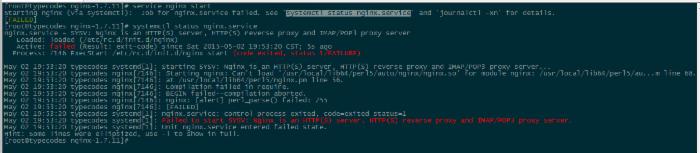Nginx编译安装时常见错误分析 - 第2张  | 数据D站