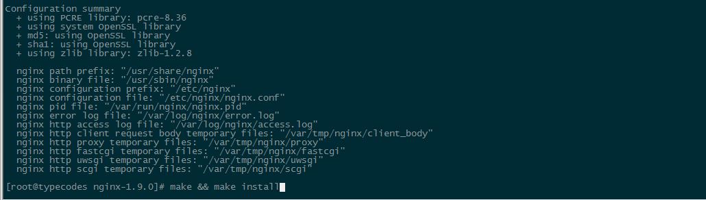 CentOS 7.1编译安装Nginx1.9.0 - 第2张  | 大博辞