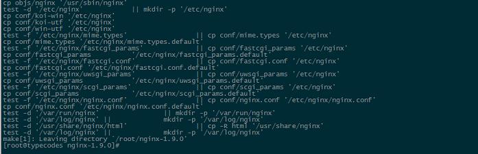 CentOS 7.1编译安装Nginx1.9.0 - 第4张  | 大博辞