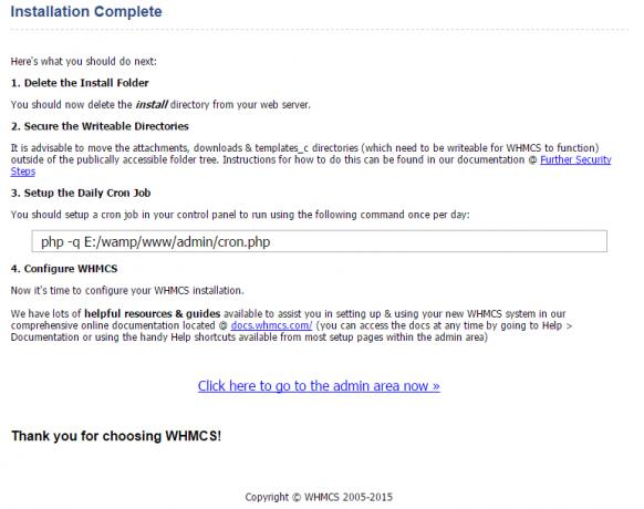 WHMCS: 5.3.14/完全解码/无需ioncube组件/纯净无后门 (附安装教程) - 第12张  | 大博辞