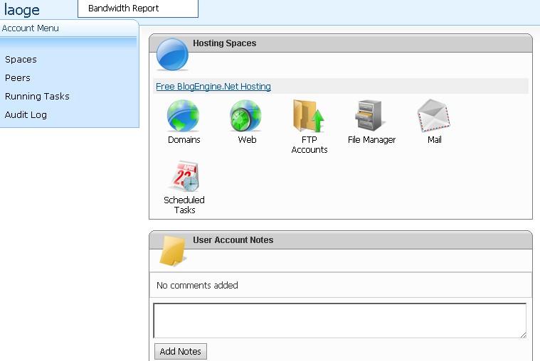 Bloggersonline-免费的NET.ASP无广告主机 - 第2张  | 大博辞