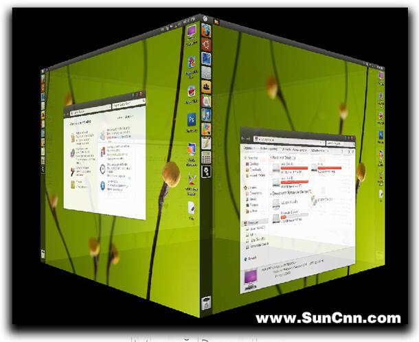 高仿Ubuntu的一款win7主题 - 第3张    大博辞