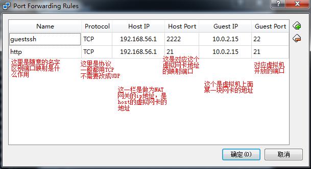 VMBox 3.2以上版本NAT端口映射 - 第2张    大博辞
