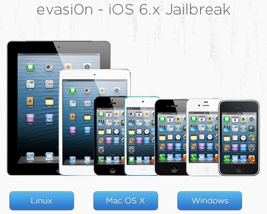 iPhone5 iOS 6.1 一键完美越狱 - 第1张  | 大博辞