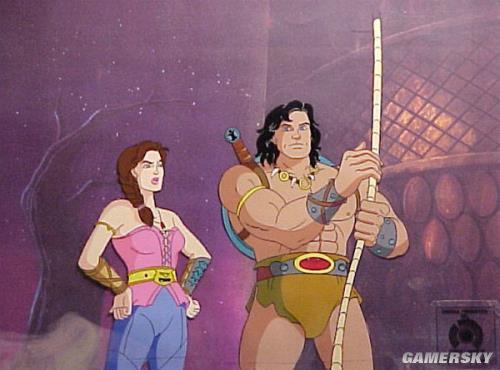 儿时经典动画片[降魔勇士][64集全][BT种子][高清DVD][1992年美国冒险动画] - 第2张  | 大博辞