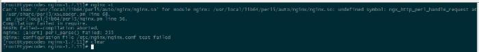 Nginx编译安装时常见错误分析 - 第3张  | 大博辞