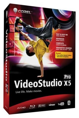 会声会影X5(Corel VideoStudio Pro X5)安装破解图解及注册机下载