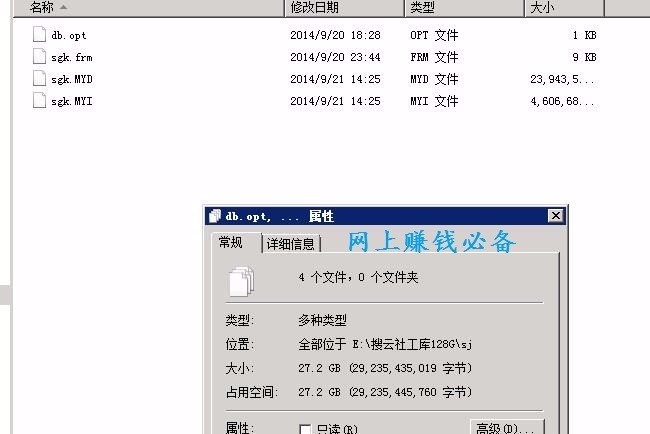 搜云社工库SoYun 30G数据库
