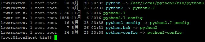 Centos7安装python3并与python2共存 - 第3张  | 大博辞