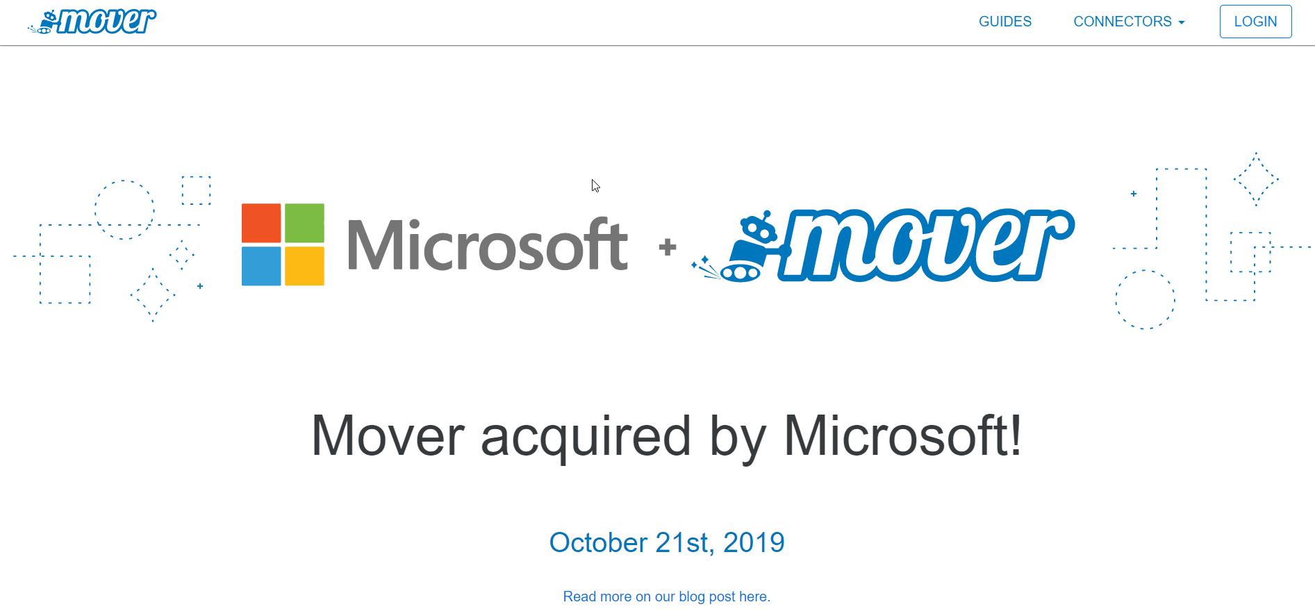 使用Mover.io跨账号批量迁移Onedrive文件